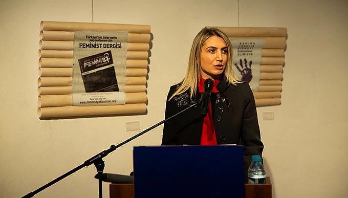 Dilek İmamoğlu: Biz Çağdaş Güçlü Türk Kadınlarıyız