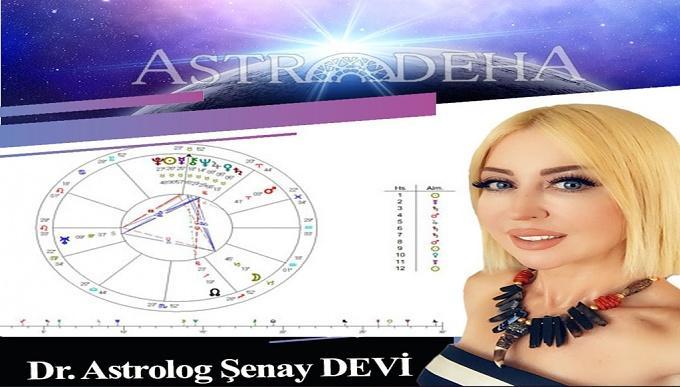 Ünlü Astrolog Şenay Devi 22-31 Mart günlerine dikkat çekti