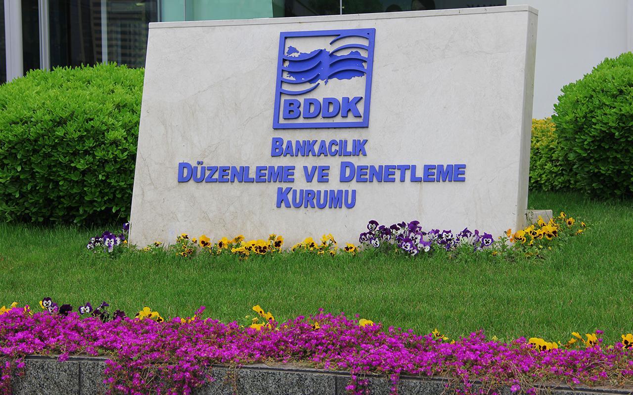 BDDK 7 bankaya 204 milyon 651 bin TL idari para cezası kesti