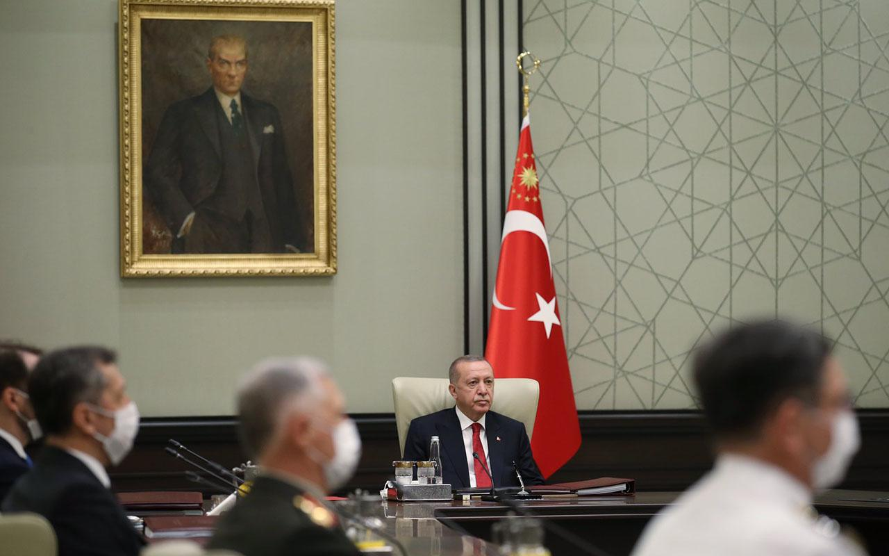 Cumhurbaşkanı Recep Tayyip Erdoğan YAŞ kararlarını onayladı