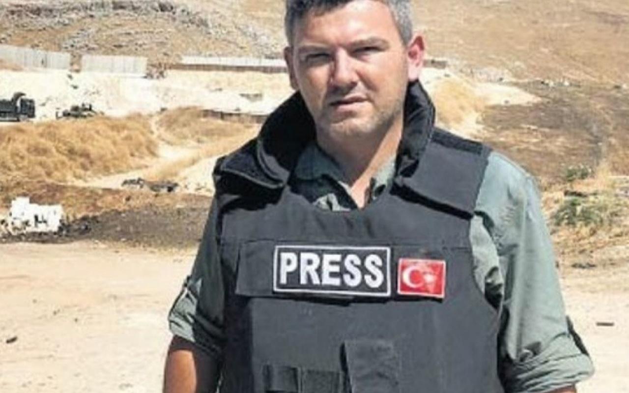 24 TV'nin deneyimli  muhabiri İsmail Umut Arabacı kalp krizi geçirdi!