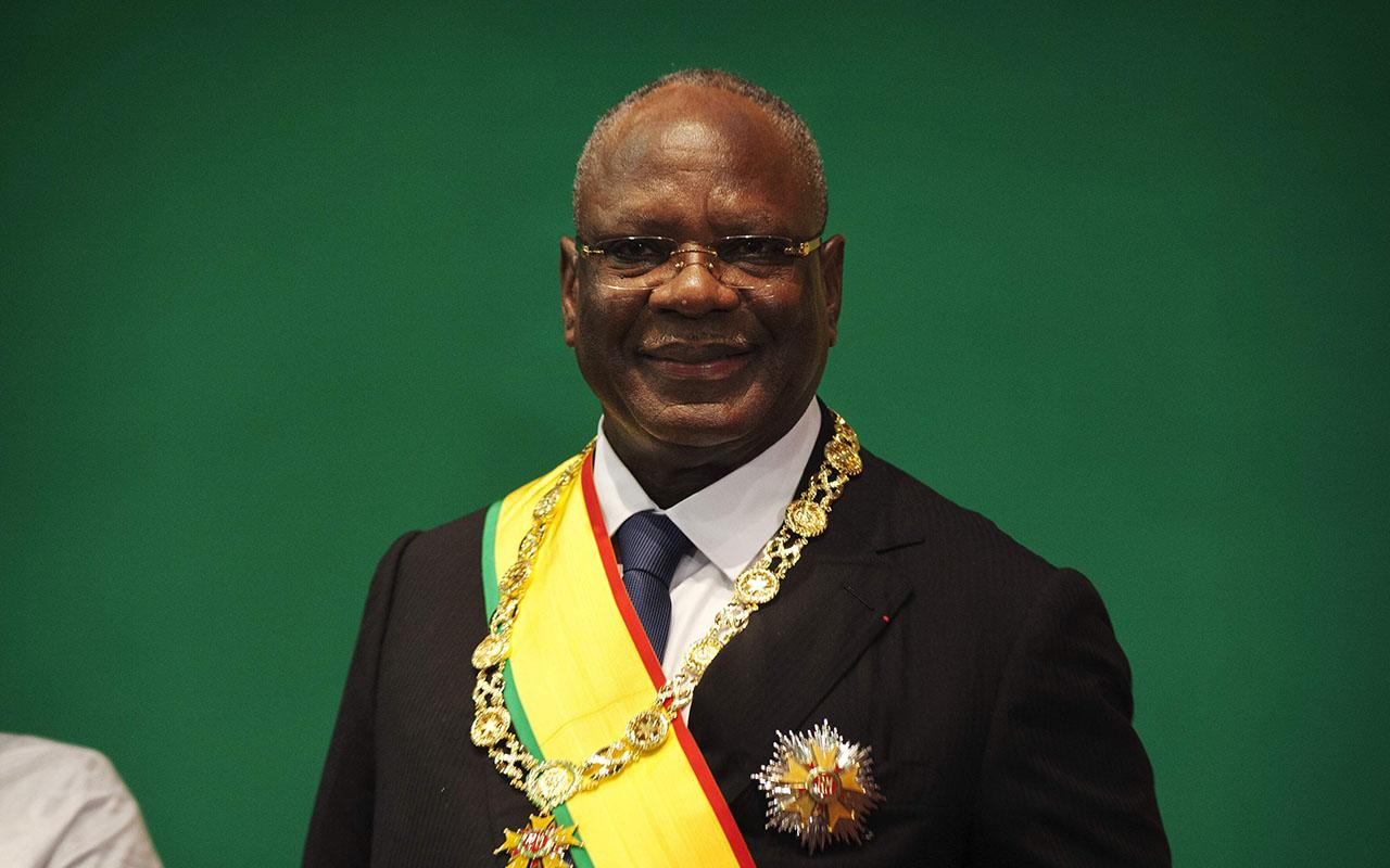 Askeri darbe ile alıkonulan Mali Cumhurbaşkanı İbrahim Boubacar Keita istifa etti