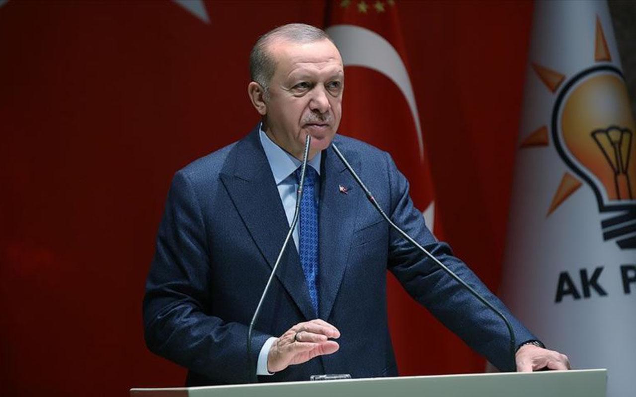 Cumhurbaşkanı Erdoğan AK Parti'nin 19. kuruluş yıl dönümünde konuştu