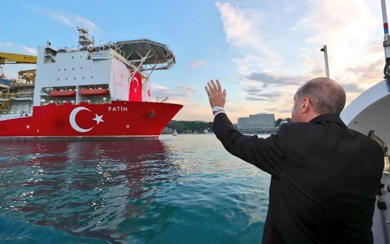 Cumhurbaşkanı Erdoğan'ın doğalgaz müjdesi dünya basınında