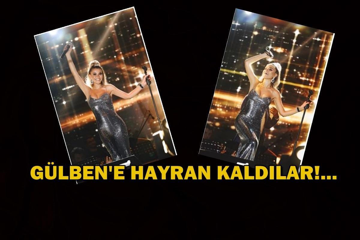 Gülben Ergen'i gören dönüp bir daha baktı!