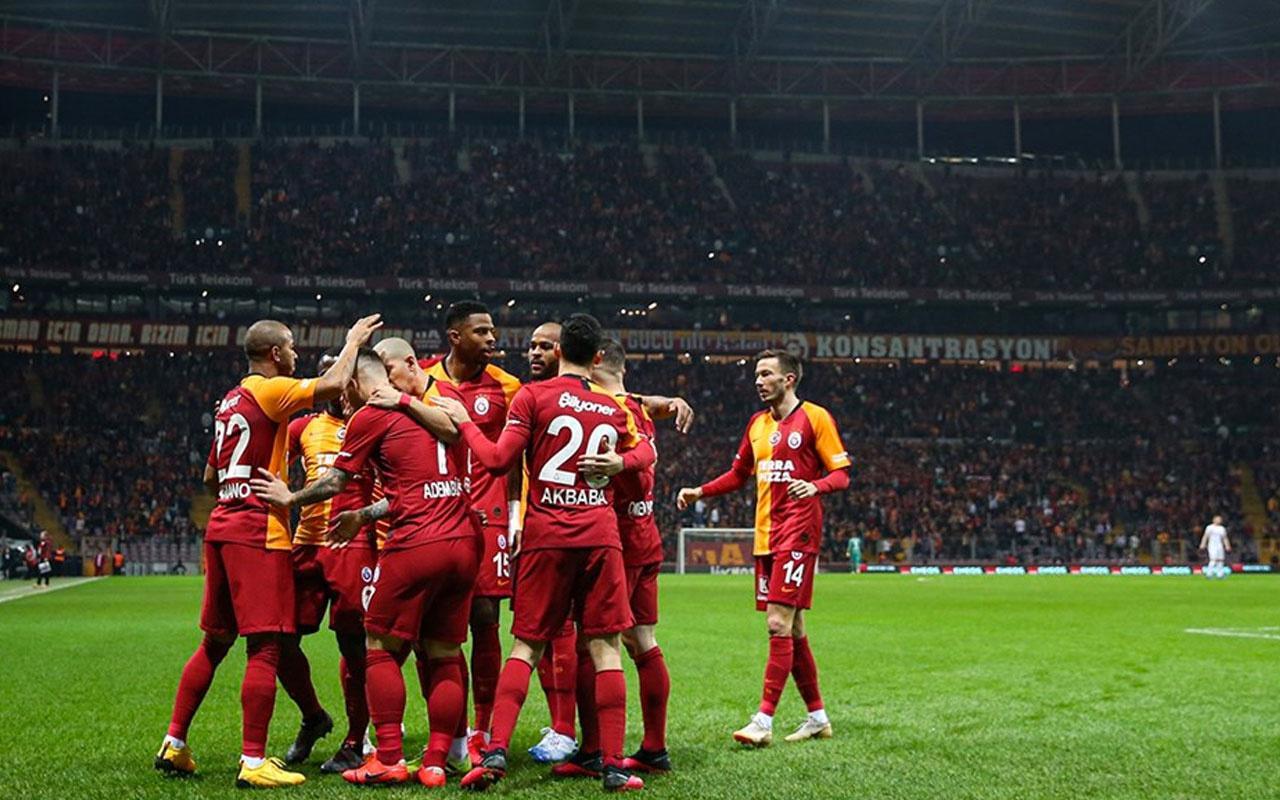 İşte Galatasaray'ın Avrupa'daki rakibi!