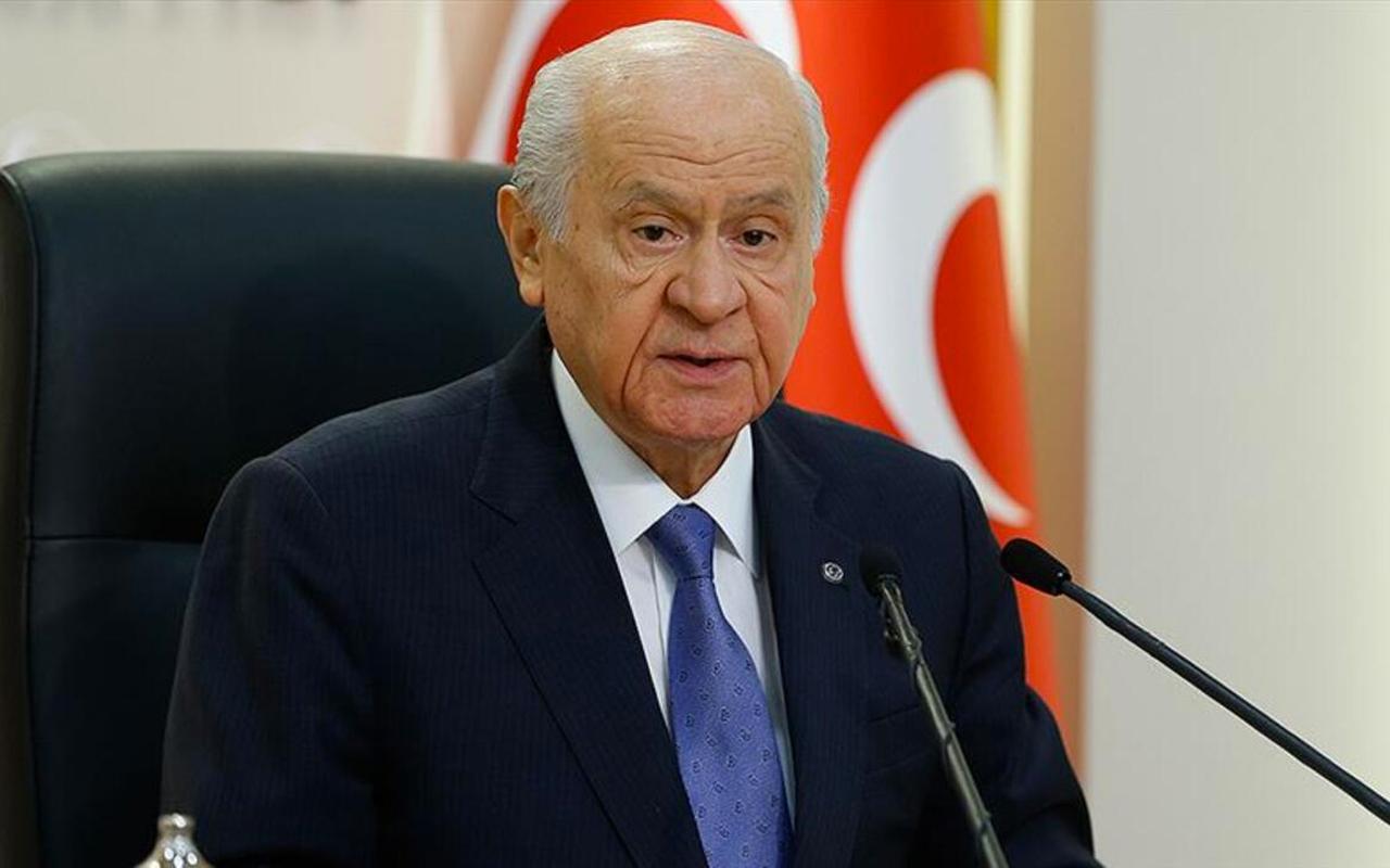 MHP Lideri Devlet Bahçeli'den Muharrem İnce açıklaması!