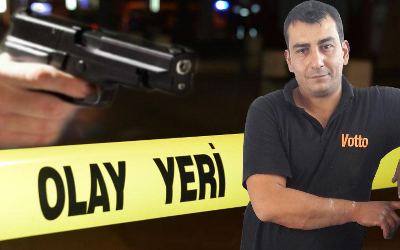 Nevşehir'de bir tamirci eşini arabaya sokup kurşunladı!