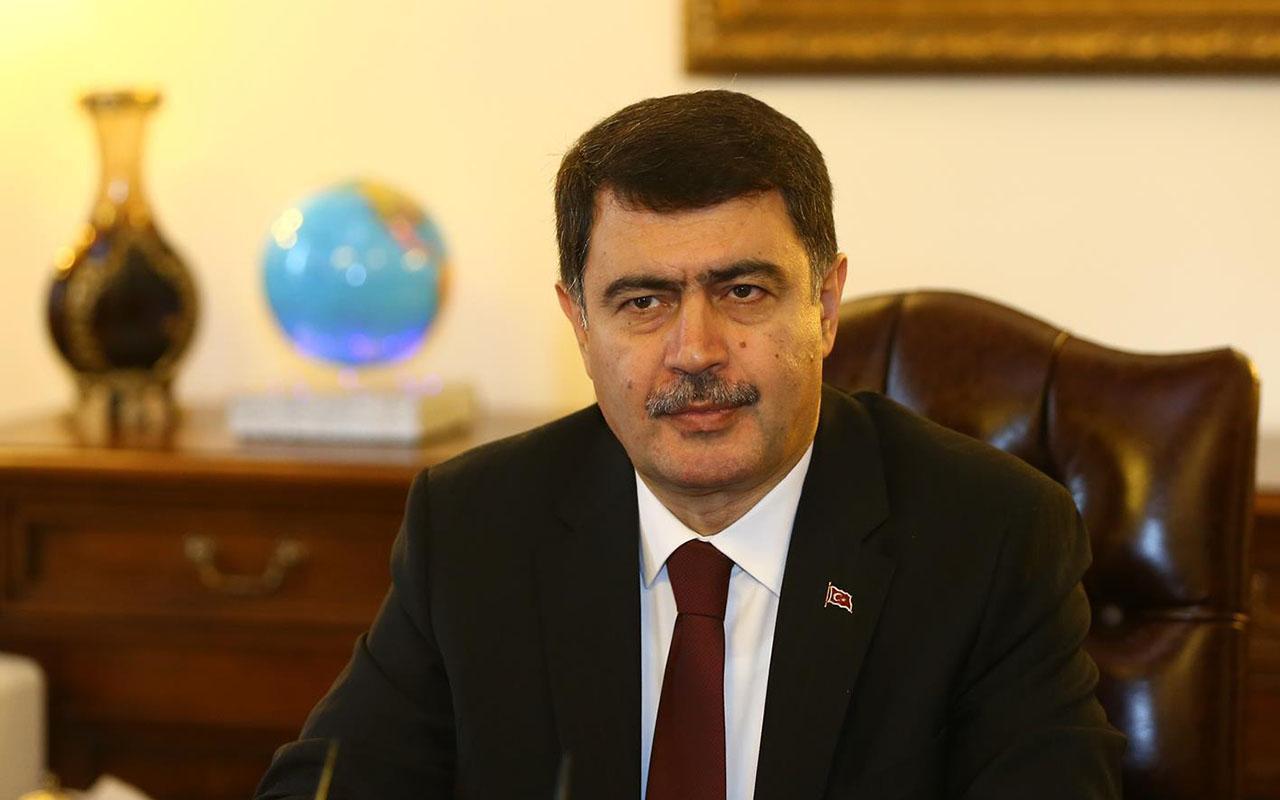 Ankara Valisi Vasip Şahin'den Koronavirüs açıklaması