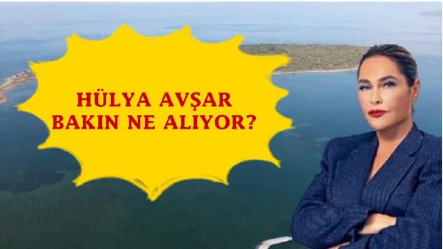 Hülya Avşar'ın satın aldığı şeyi duyan şok oluyor!