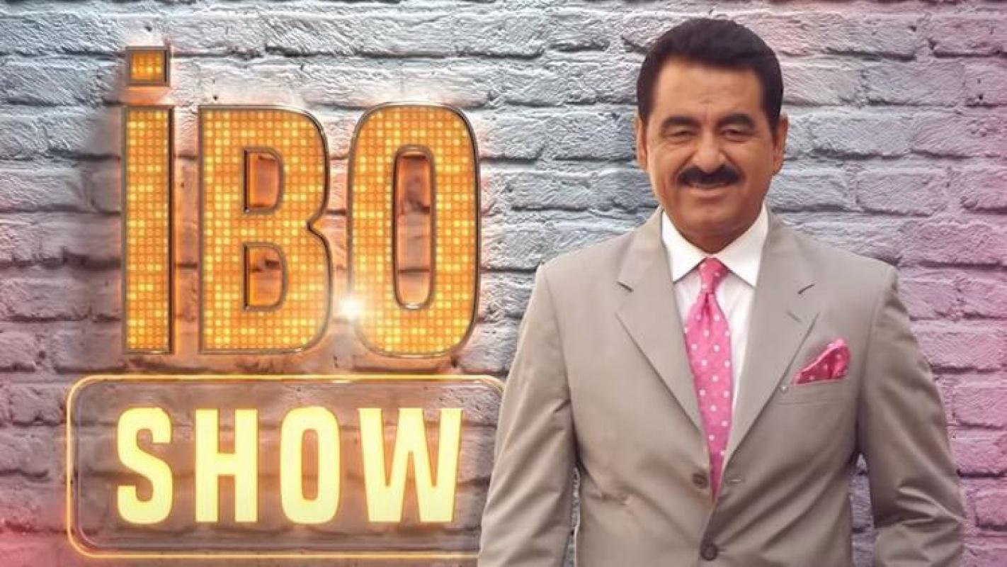 İbo Show tanıtımı yayına girdi
