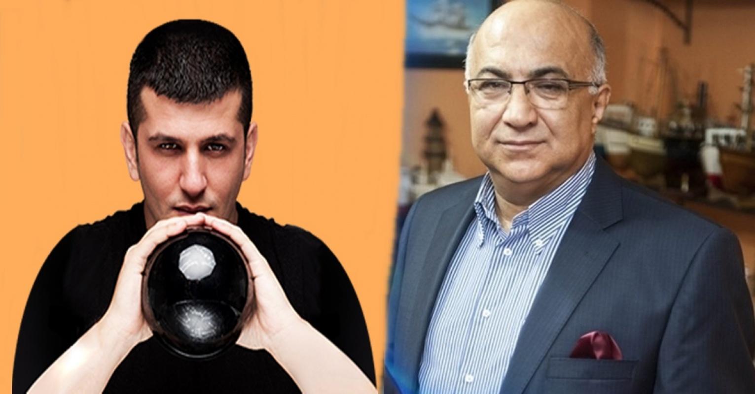 Kırmızı Oda Astrolog Dinçer ile Psikiyatrist Arif Verimli'yi karşı karşıya getirdi