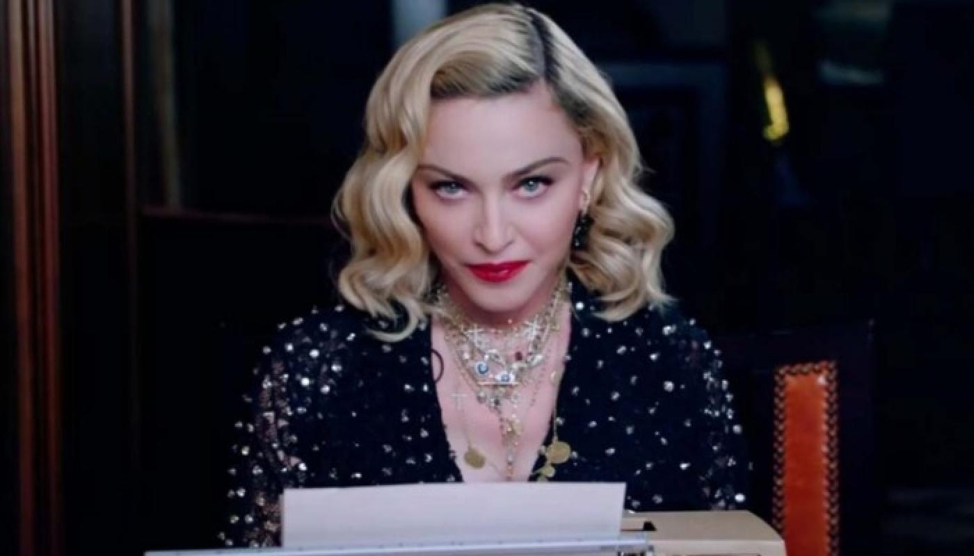 Madonna kendi hayatını kendi çekecek!