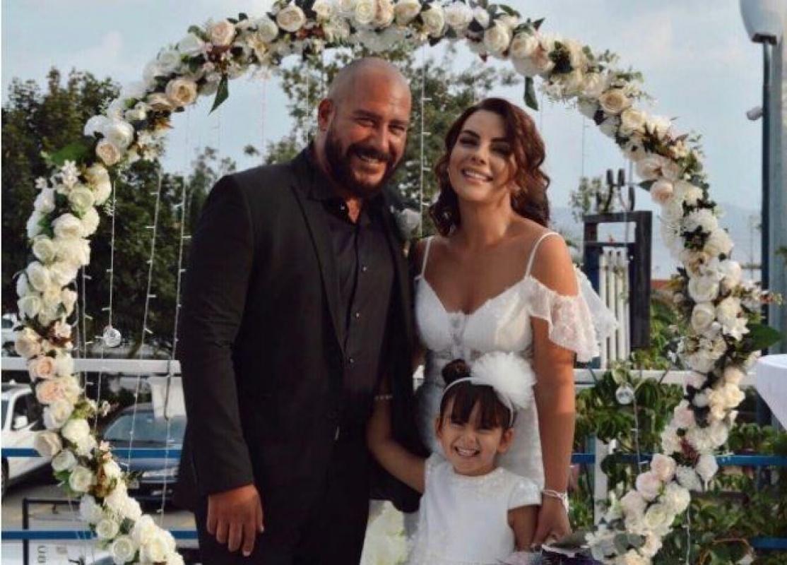 Oyuncu Seren Fosforoğlu evlendi