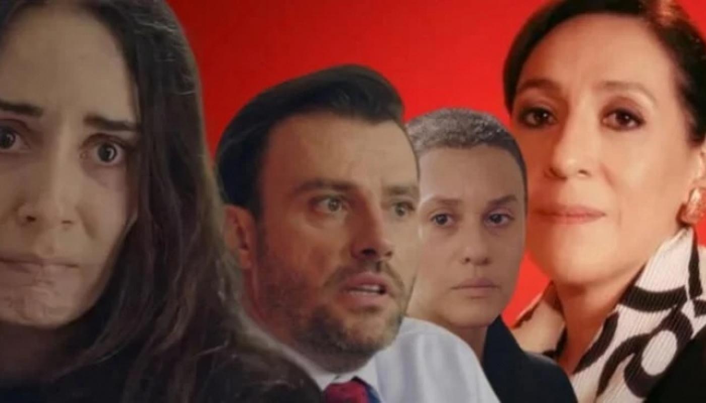Salih Bademci ve Hande Doğandemir Kırmızı Oda'ya veda etti