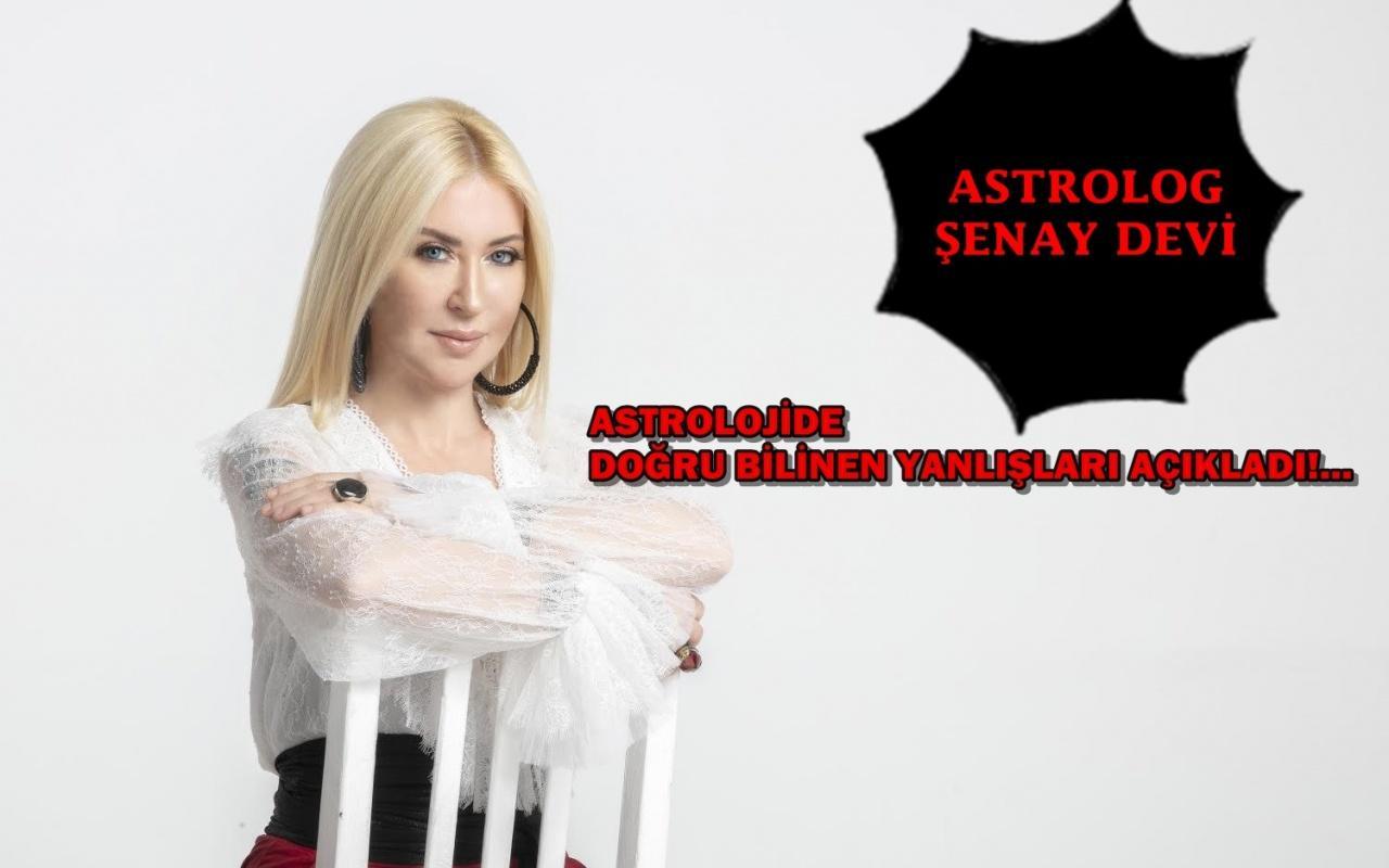 Astrolojide doğru bilinen yanlışlar