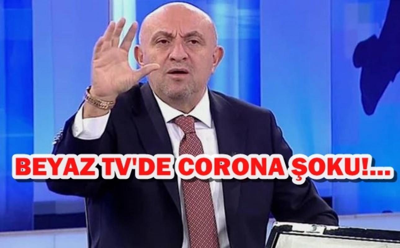 Beyaz TV'de coronavirüs şoku... Sinan Engin'in testi pozitif mi çıktı?