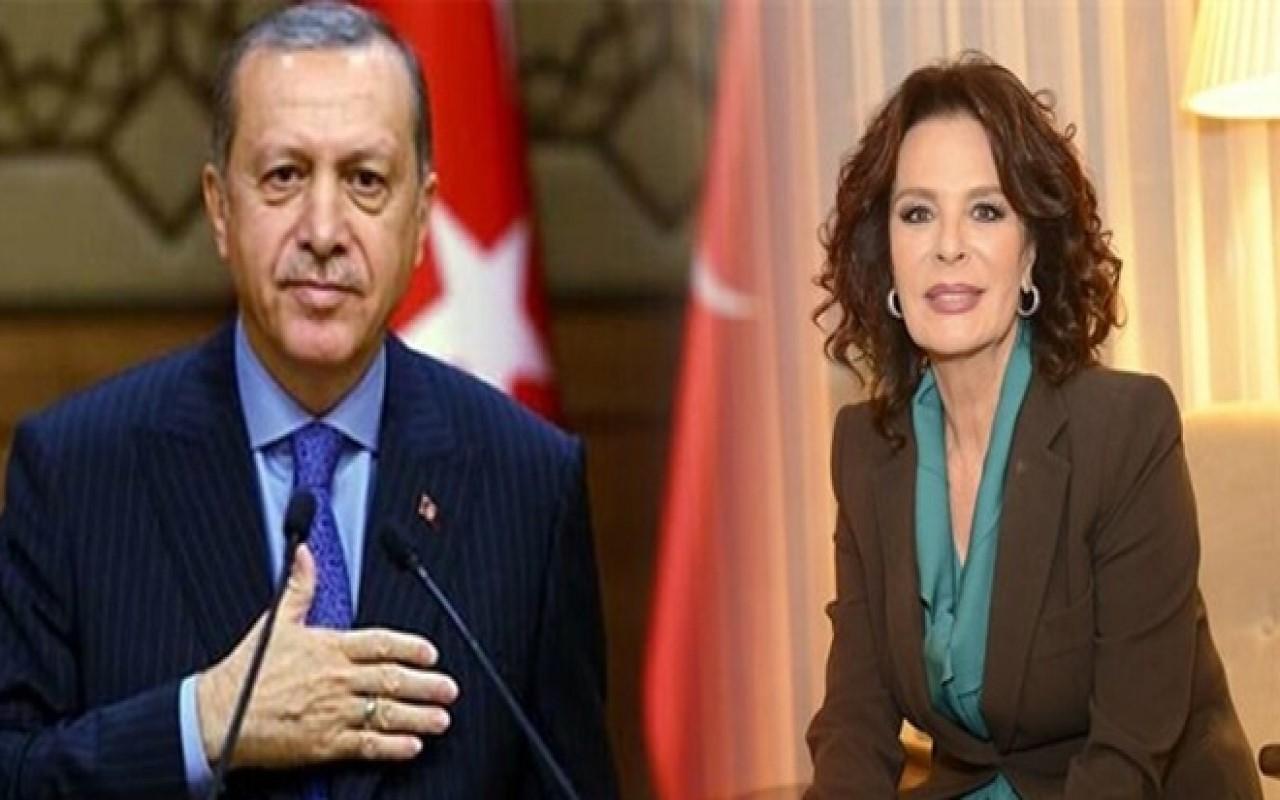 Hülya Koçyiğit: Cumhurbaşkanı Erdoğan ile gurur duyuyorum