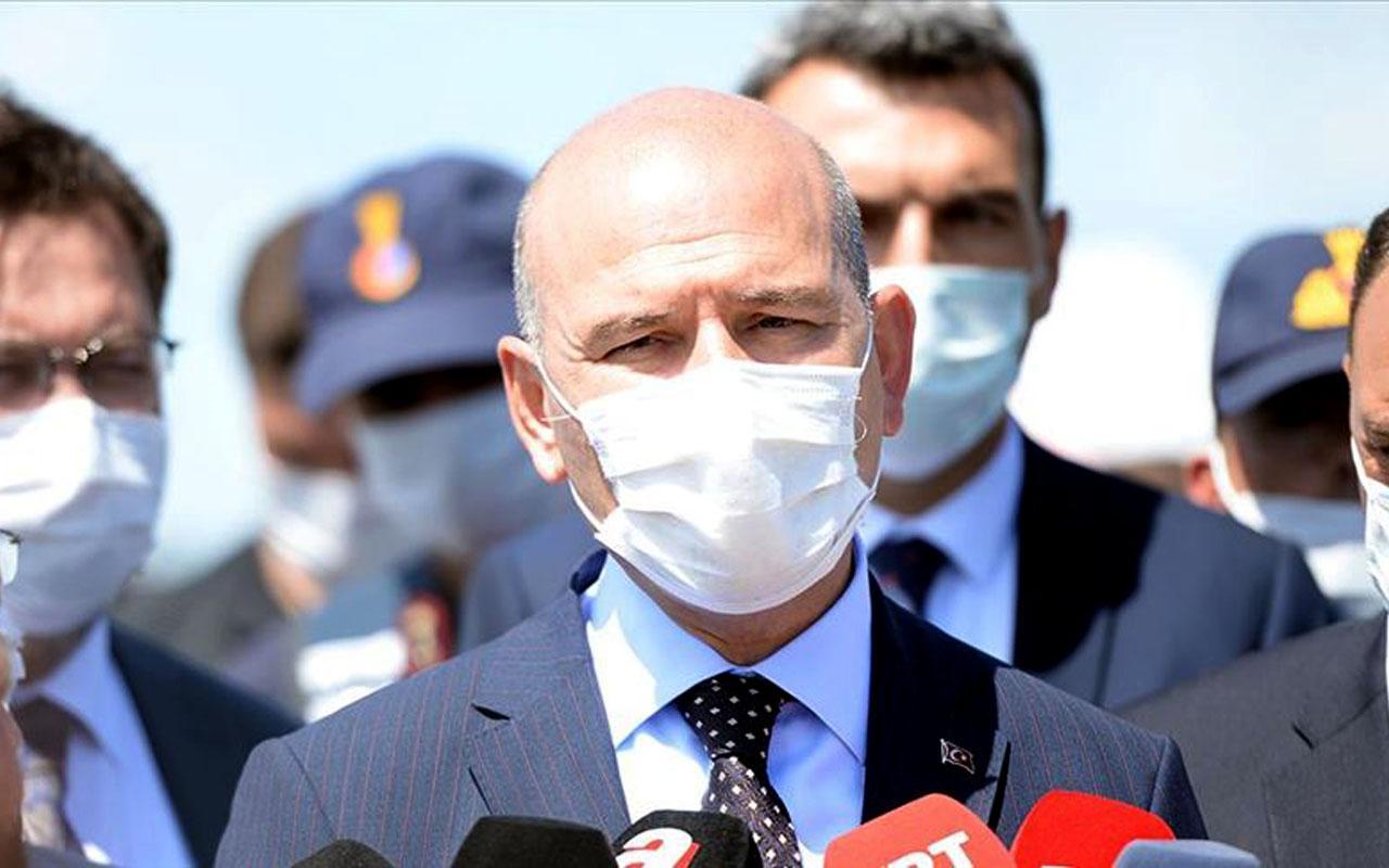 İçişleri Bakanı Süleyman Soylu'dan çok önemli rica!
