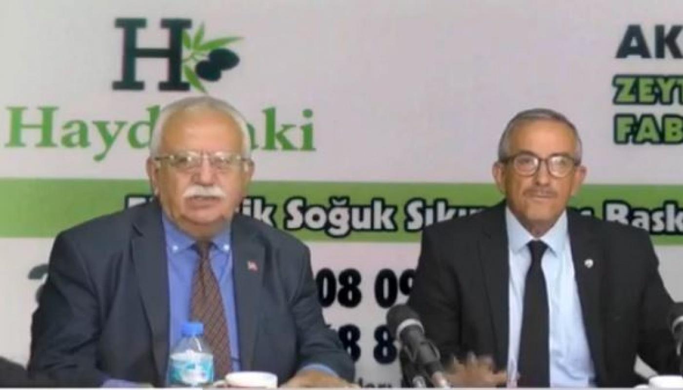 İzmir depremine canlı yayında yakalandılar!