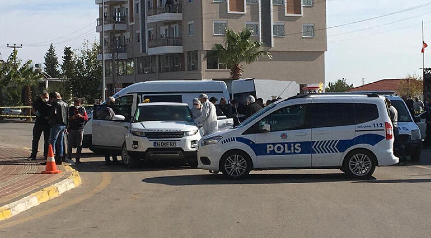 Antalya'da lüks cipte kanlı infaz