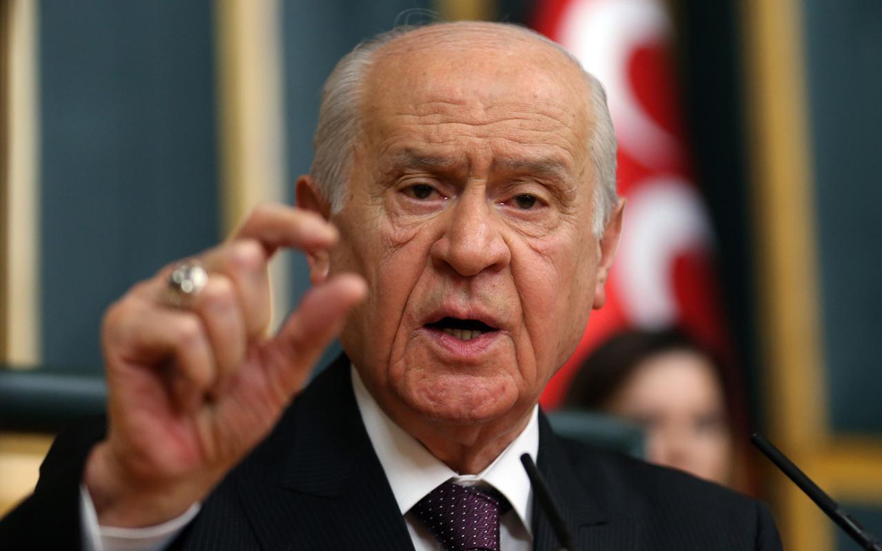 Devlet Bahçeli'den Ekrem İmamoğlu'na sert sözler!