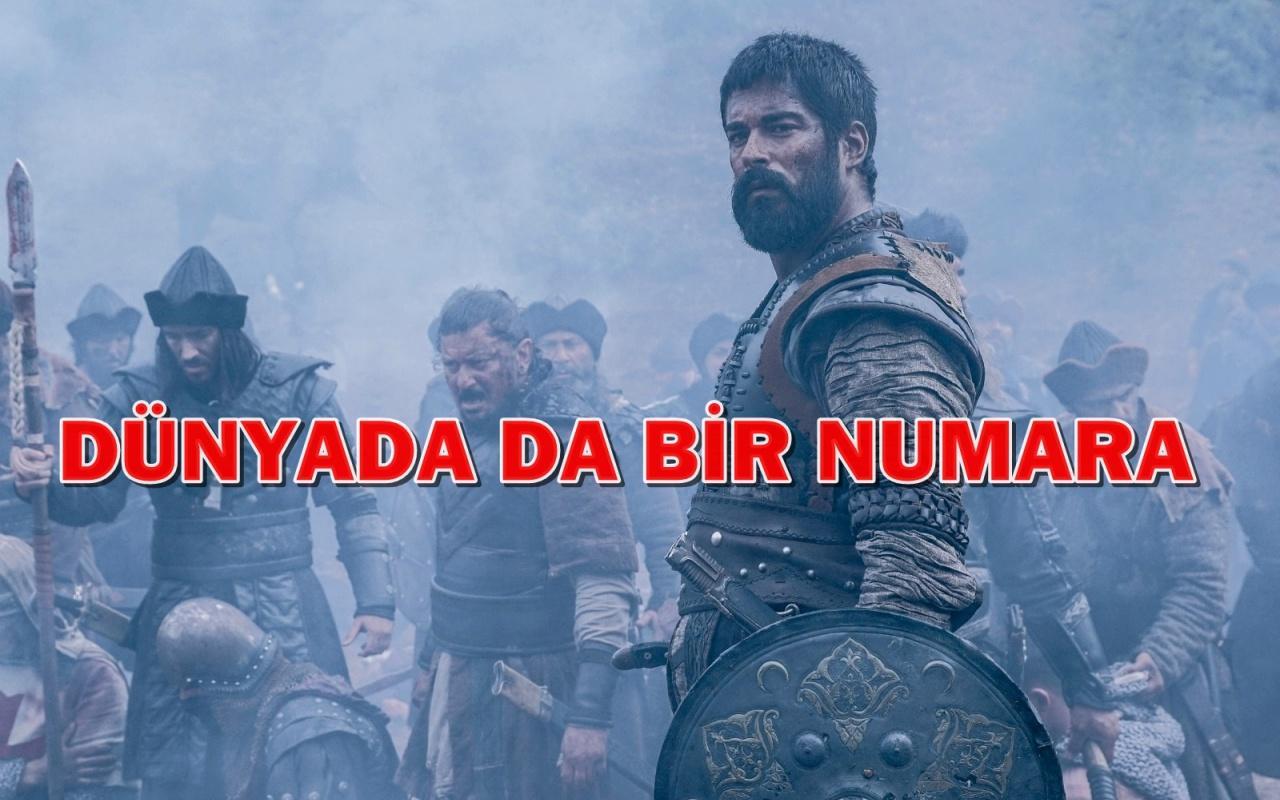 'Kuruluş Osman', Arnavutluk'un en çok izlenen dizi oldu.