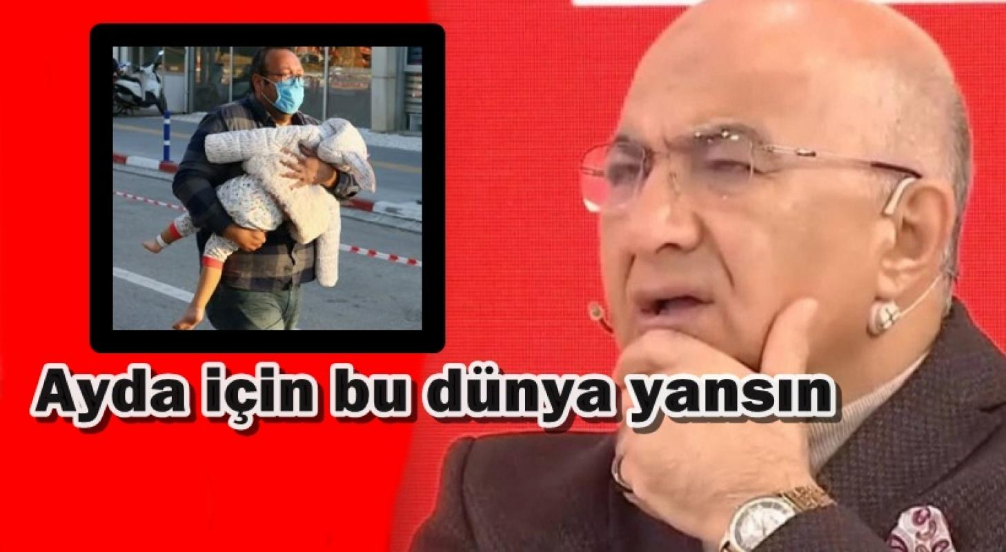 Prof Dr. Arif Verimli'nin Ayda bebek paylaşımı dikkat çekti!