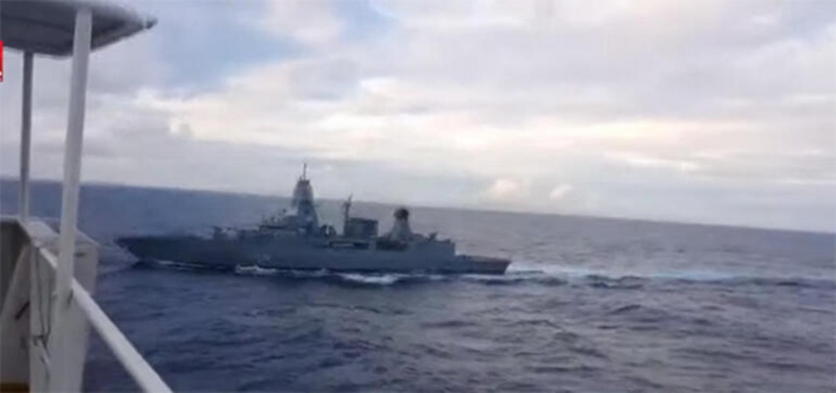 Türk gemisindeki skandal aramaya Dışişleri'nden çok sert tepki