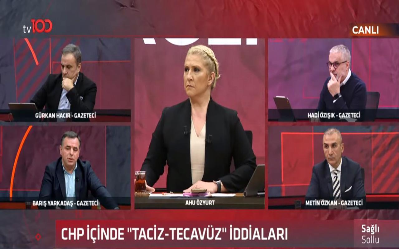 Gazeteci Barış Yarkadaş CHP'deki tecavüz olayını anlattı