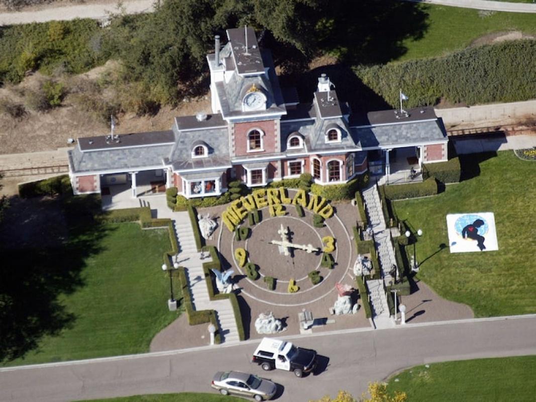 Michael Jackson'ın Neverland çiftliği satıldı