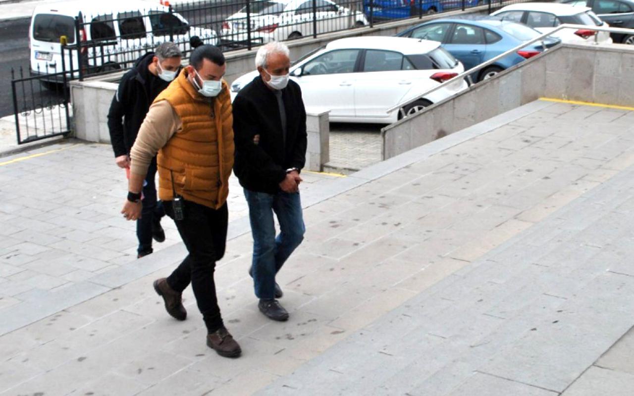 Tekirdağ'da şizofren bir kişi tartıştığı eşini 5 yerinden bıçakladı