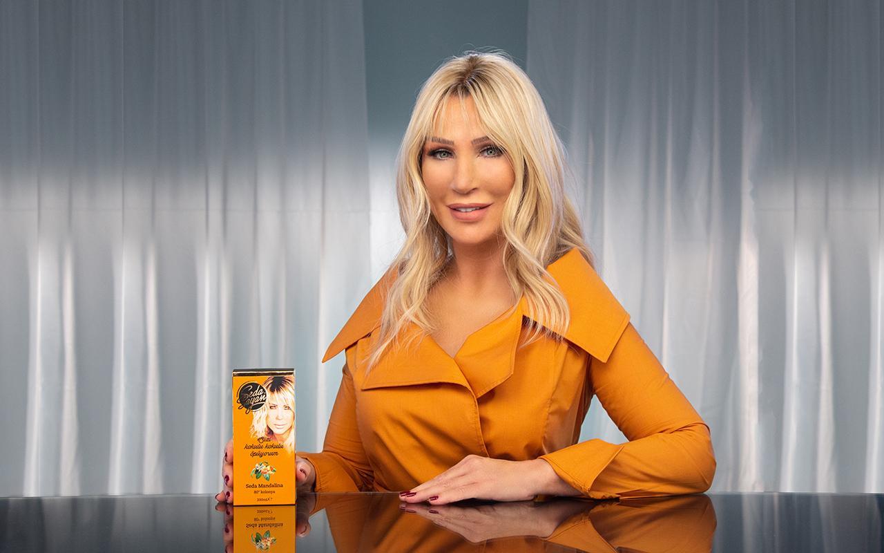 Türkiye'nin Fenomen kadını Seda Sayan kendi markasının yüzü oldu!