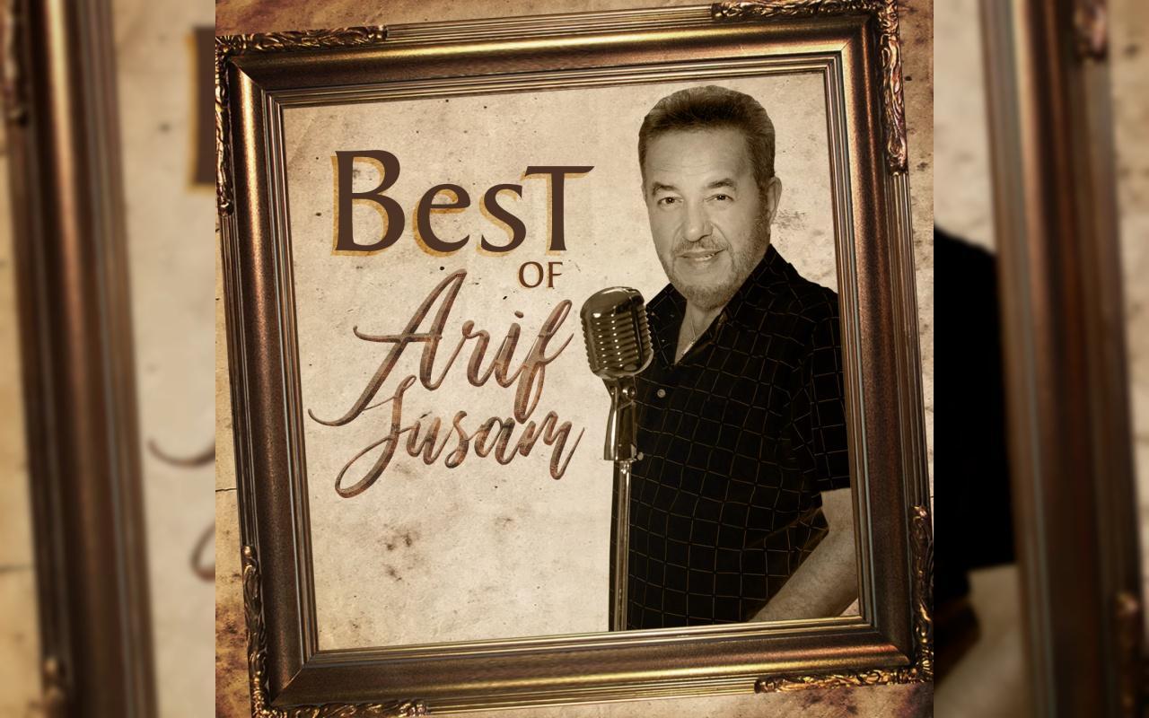 Üç efsane isim Best Of Arif Susam albümünde buluşuyor