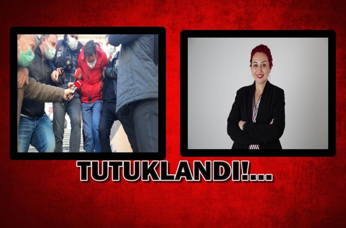 Vahşi bir cinayete kurban giden Aylin Sözer'in katil zanlısı tutuklandı