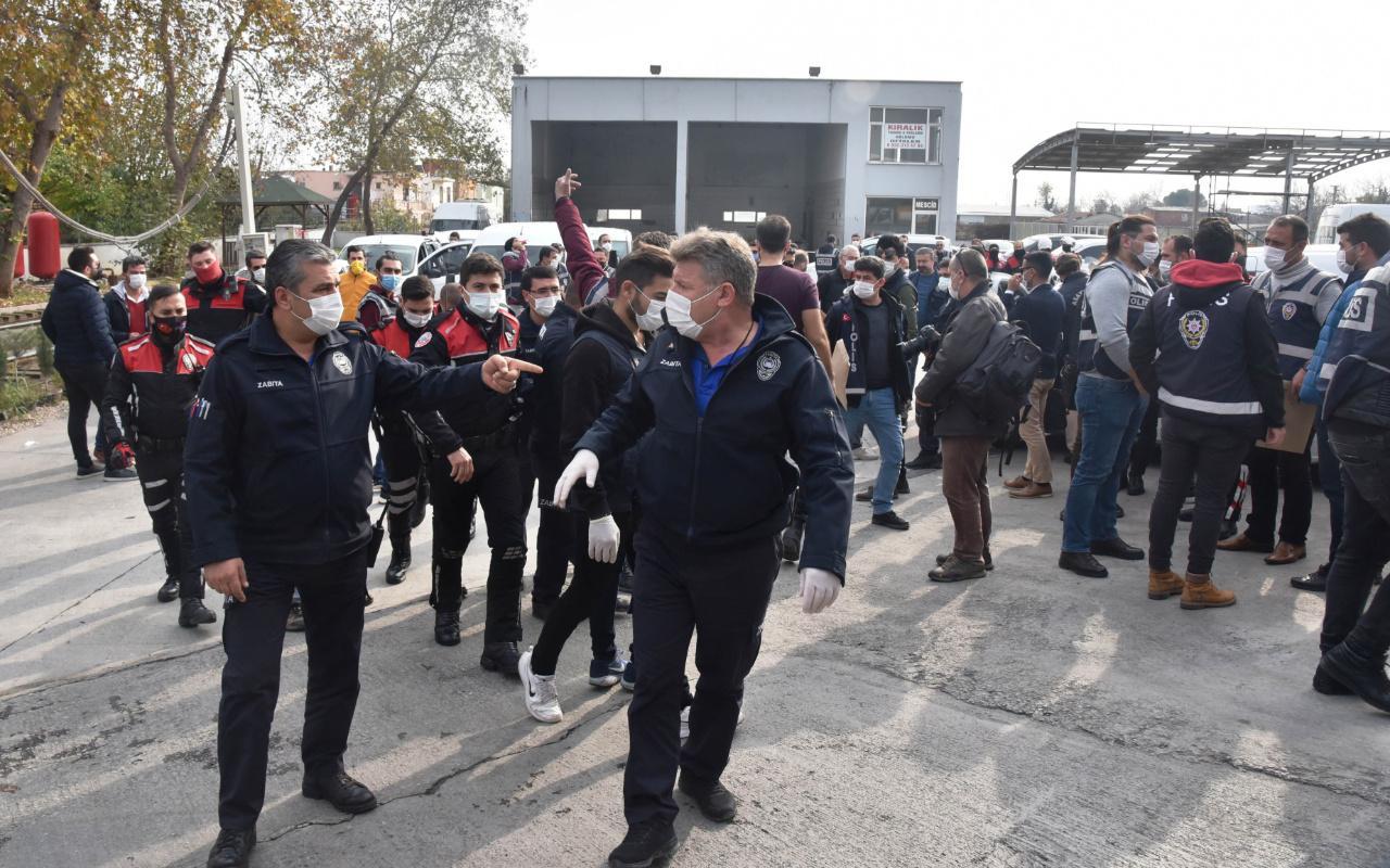 Antalya'da dev operasyon! Milyonluk rekor ceza kesildi