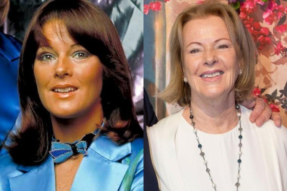 Bir zamanlar ABBA'nın yıldızı idi!