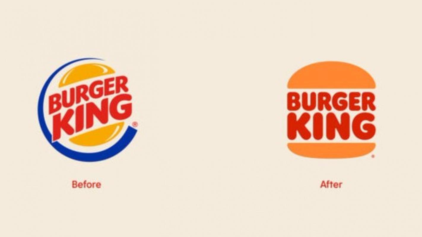 Burger King 20 yıl sonra değiştirdi