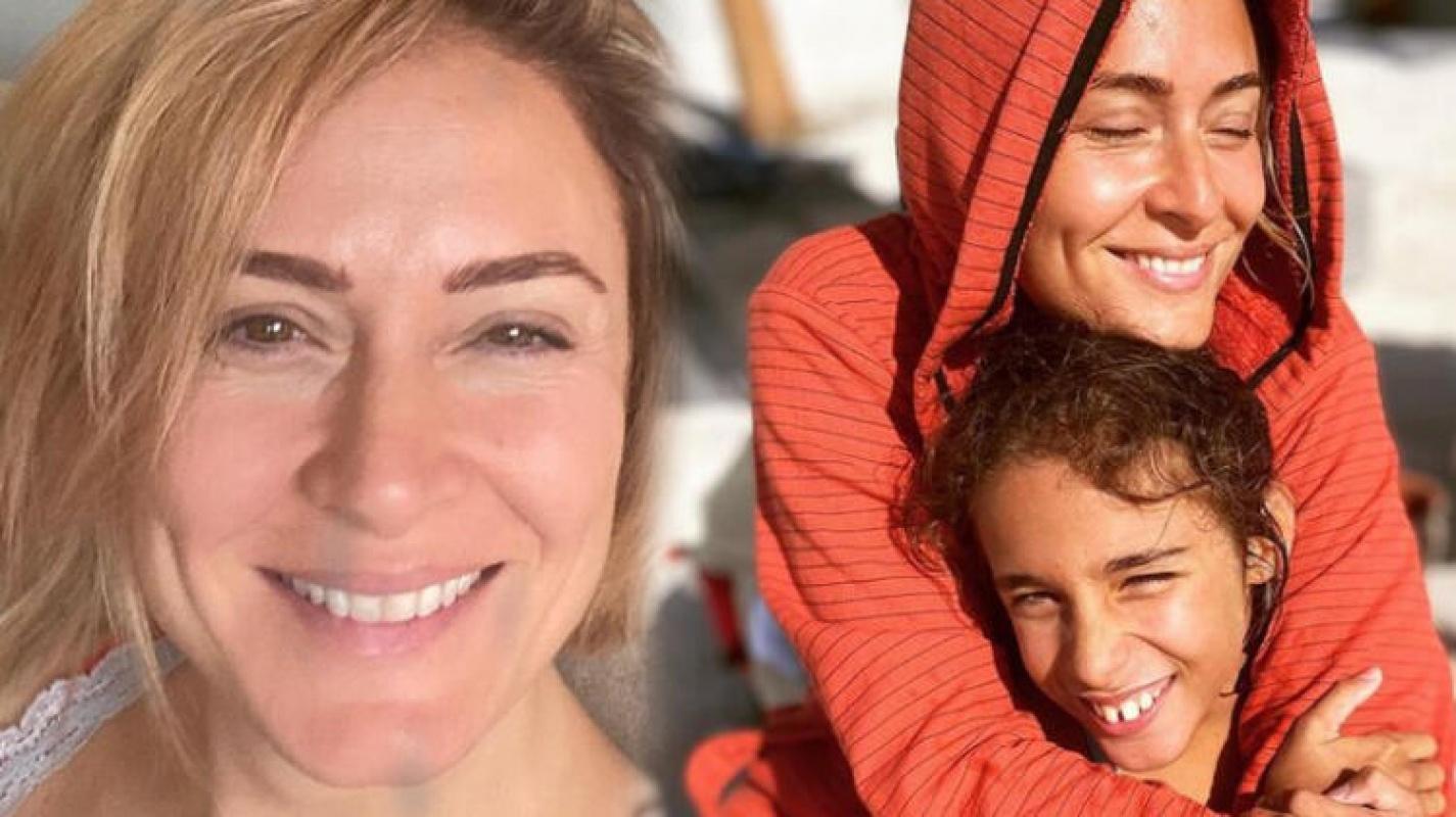Ceyda Düvenci'nin 'Balköpüğüm genç kız oldu' paylaşımı hem tebrik hem de tepki aldı