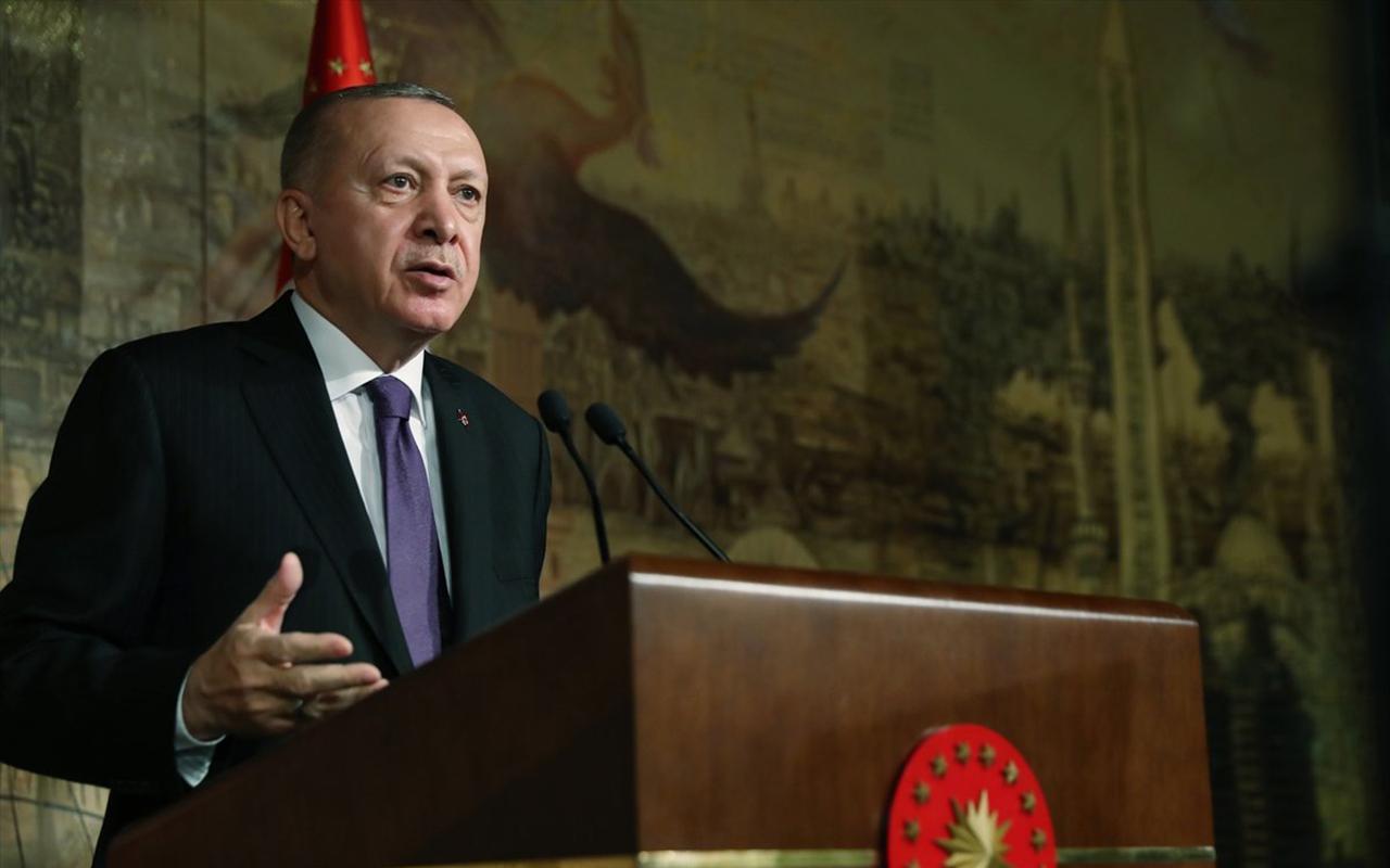 Cumhurbaşkanı Erdoğan açıkladı! Yüksek faize karşıyım