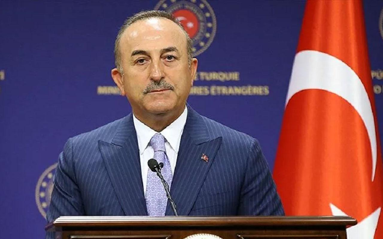 Dışişleri Bakanı Mevlüt Çavuşoğlu ABD'deki olaylar endişe verici dedi!