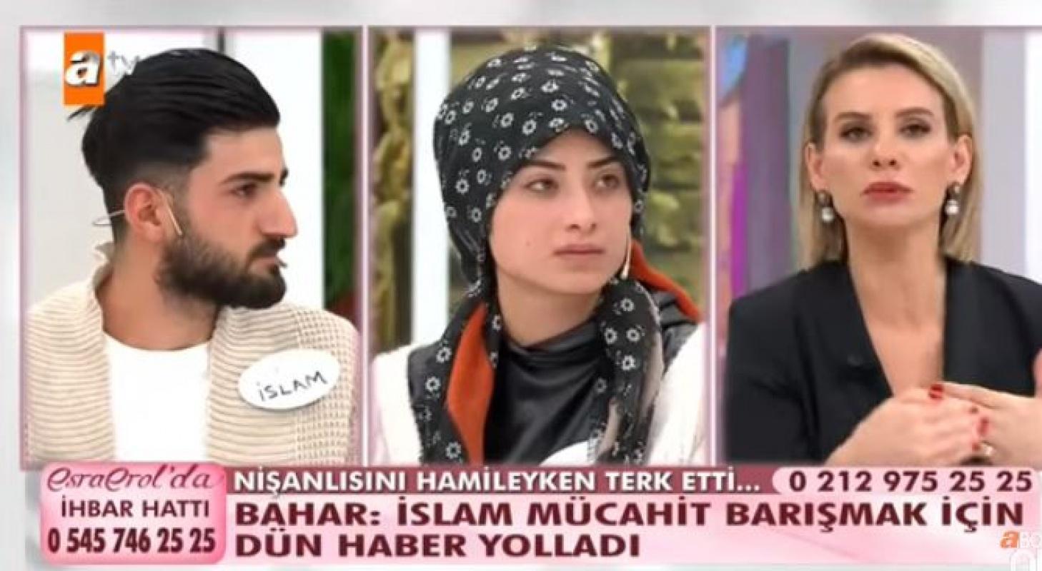 Esra Erol'da Bahar ile Mücahit barışacaklar mı?