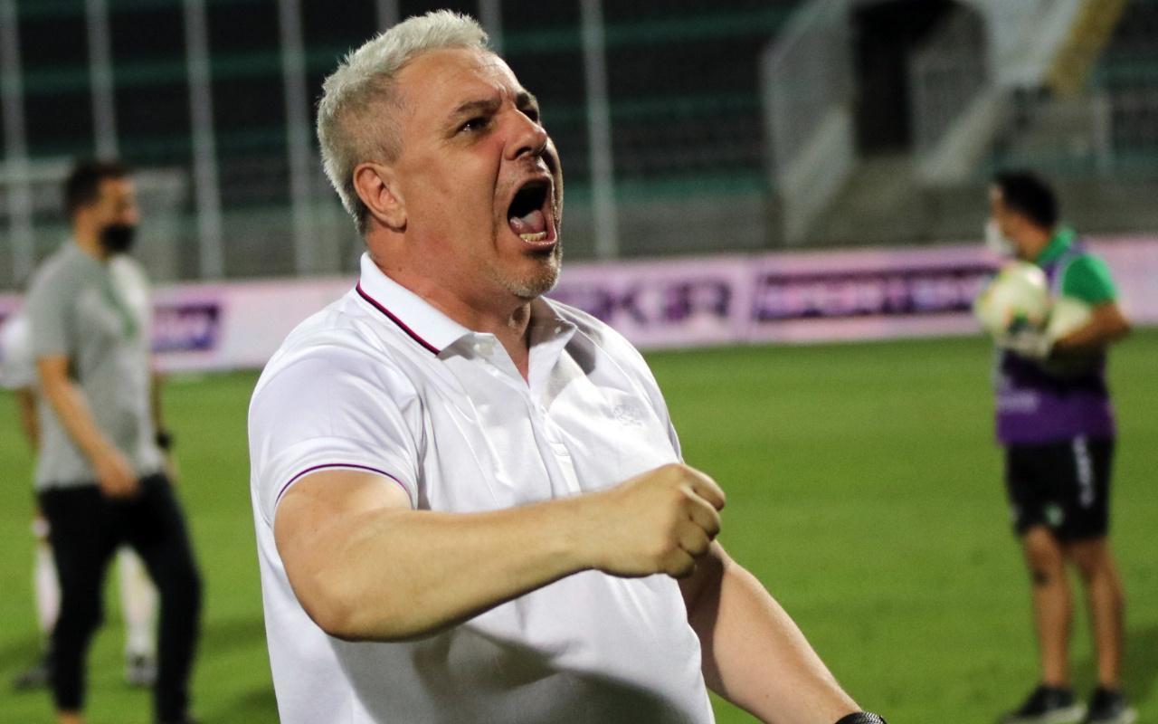 Gaziantep FK'de Teknik Direktör Sumudica ile yollar ayrıldı