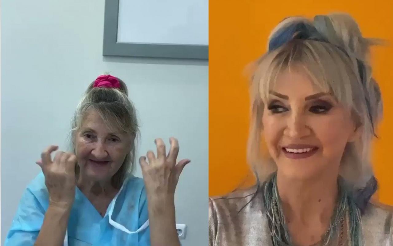 Gözlerinize inanamayacaksınız! 67 yaşında kadının büyük değişimi