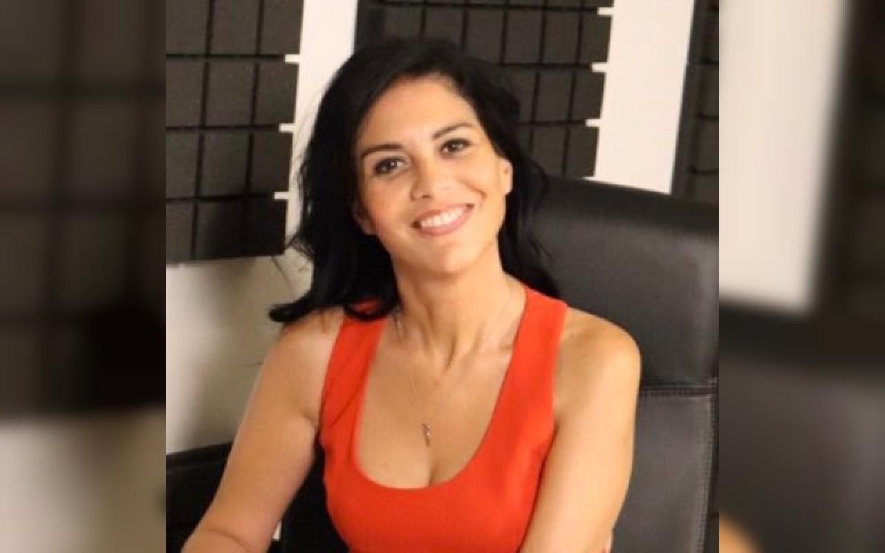 Haberci Oya Lale Özan Arslan ev kazası geçirdi