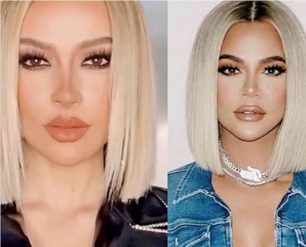 Hadise  Khloe Kardashian gibi oldu!