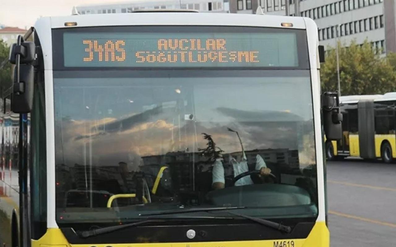 İBB otobüslerde bulunan tabela kodlarını kaldırıyor