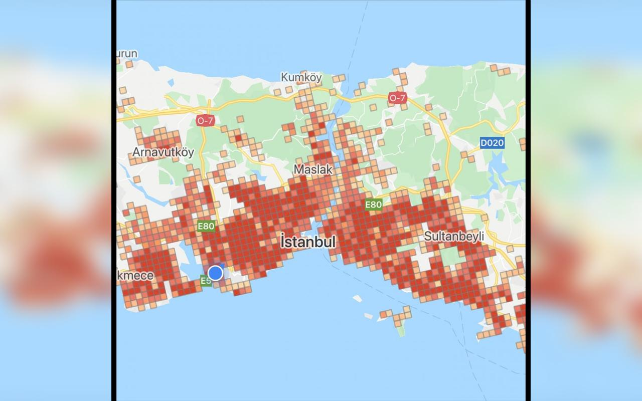 İstanbul'un koronavirüs haritasında büyük değişim!