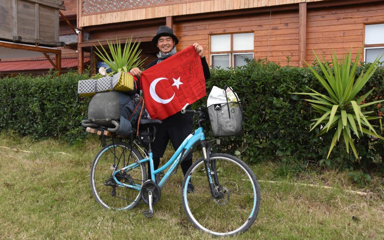 Japon Fotoğrafçı Hirohisa Tajima Türkiye'ye Hayran Kaldı