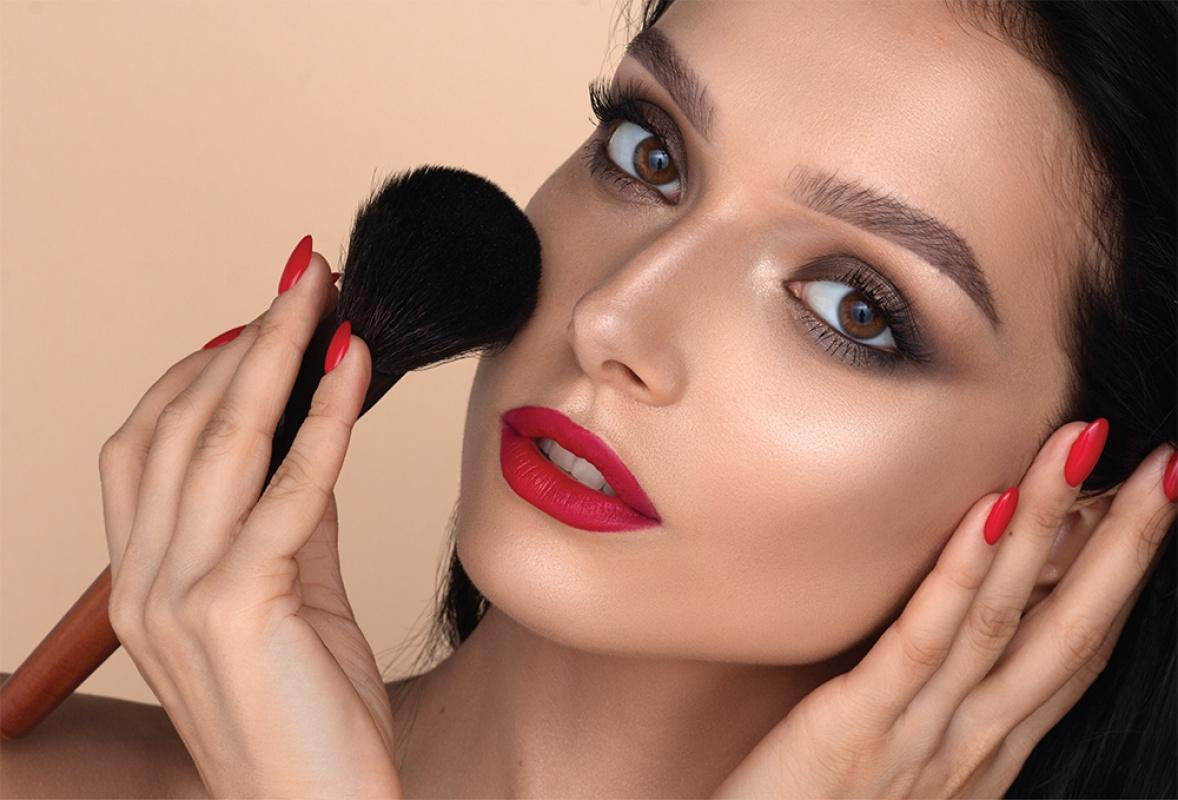 Lactone Beauty 2021 Işıltılı Makyaj Serisi